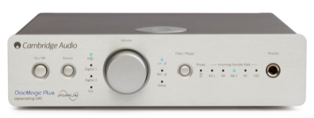 Cambridge Audio Dac Magic Plus - Front
