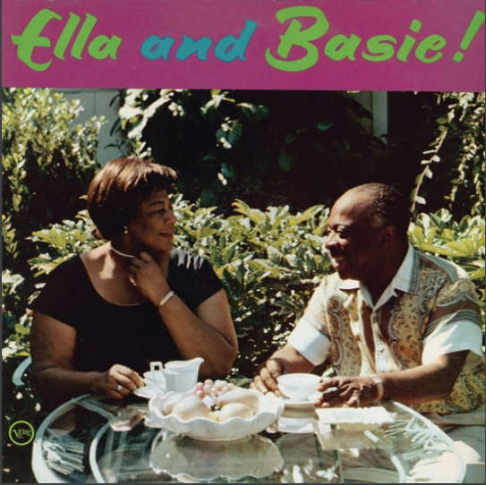 Ella And Basie Cover