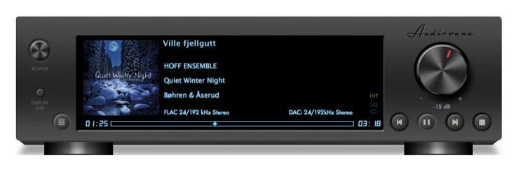Audirvana Plus - einer der aktuell besten Audio-Player für Mac OS X