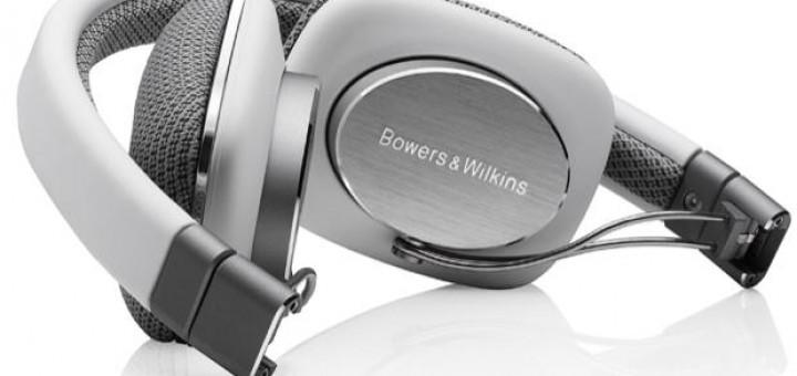 Bowers & Wilkins P3 - gefaltet sind sie handlich zu verpacken