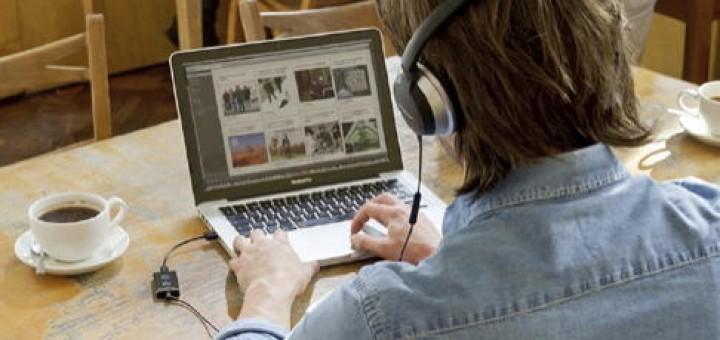 Cambridge Audio DacMagic XS - Lifestyle-Foto