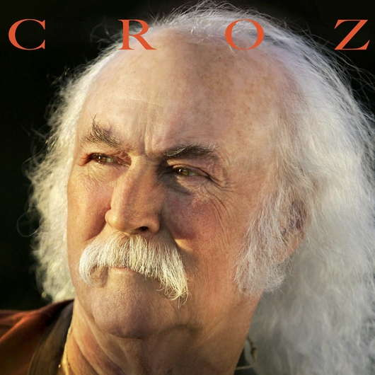 David Crosby - Croz - Cover