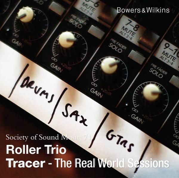 Liefern eine Jam-Jazz-Session mit Pfiff: Das Roller Trio mit seinem neuen Album Trace