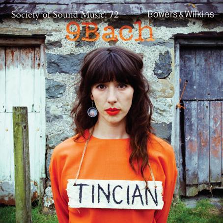 Tincian heißt das zweite Album der walisischen Band  9Bach, das die Society of Sound schon vor dem offiziellen Release als 96/24-Flac anbietet