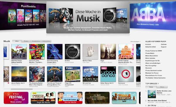 Vielleicht ab Juni mit HighRes-Musik: Apple soll planen, iTunes aufzubohren