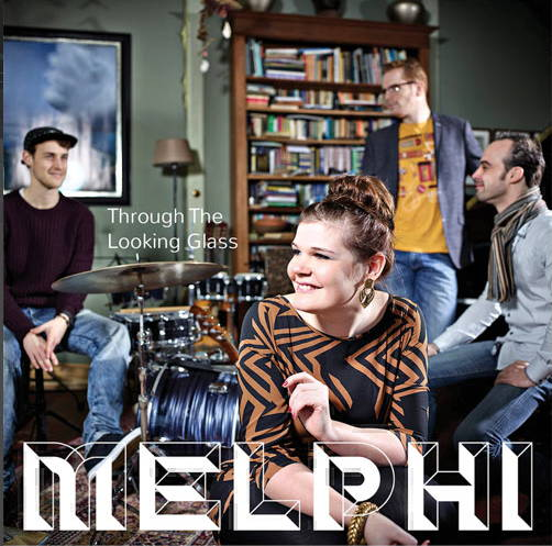 Through The Looking Glass heißt das neue Album von Melphi
