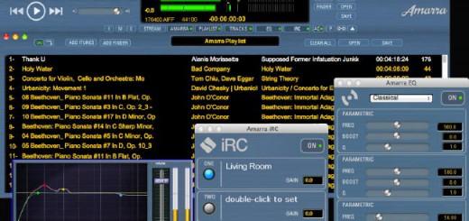Sonic Studio kündigt eine Neuauflage von Amarra 3 an