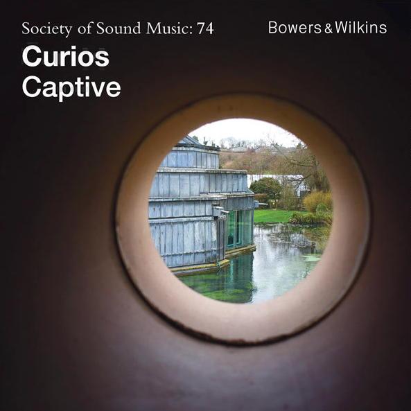 Tom Cawley's Curios – Captive - als SoS 74 derzeit bei der Society of Sound erhältlich