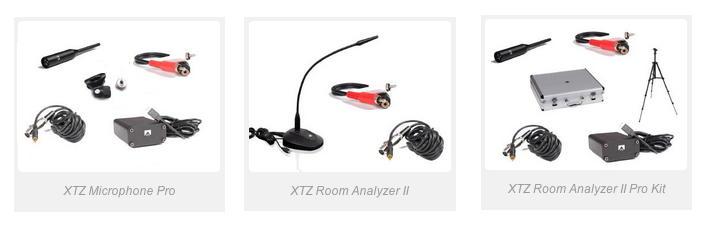 XTZ Mikrofon-Auswahl