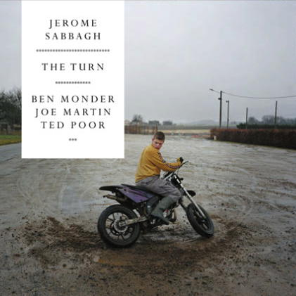 Jazz meets Rock (manchmal) auf dem Album The Turn von Jérôme Sabbagh