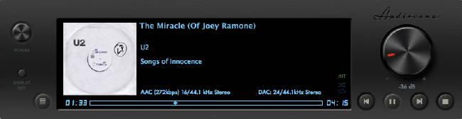 Kleine Ironie am Rande: Mit einem HighRes-Player wie Audirvana Plus abgespielt klingt das Album deutlich munterer als mit iTunes selbst.