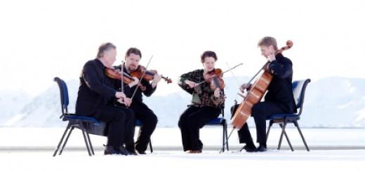 Eloquent erspielt sich das Engegård Quartet vier Jahrhunderte Streich-Quartette