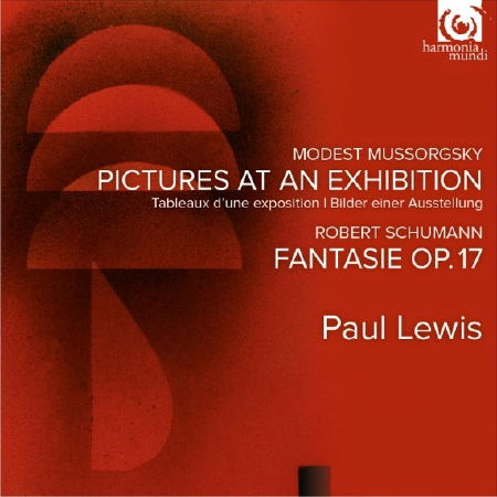 Paul Lewis: Modest Mussorgsky - Pictures of an Exhibition