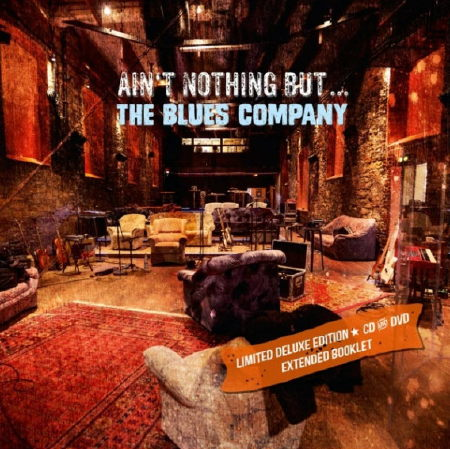 The Blues Company  - Ain't Noting But...