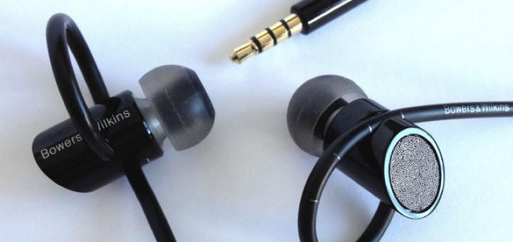 Die Bowers & Wilkins C5 Serie 2 liefern einen guten Klang, liefern aber auch den für In-ears typischen intensiven Körperschall