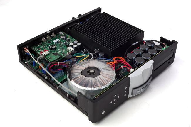 Krell hat seinen audiophilen Vollverstärker Vanguard mein Digital-Modul zum Vanguard Digital erweitert