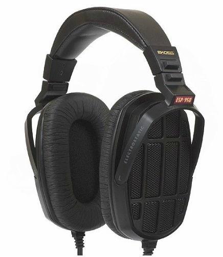 Mit dem ESP 950 hat auch Koss einen Elektrostatischen Kopfhörer im Programm