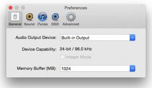 Integer-Mode nicht aktiv, weil zwar OS X unterstützt, aber nicht die Apple-Hardware