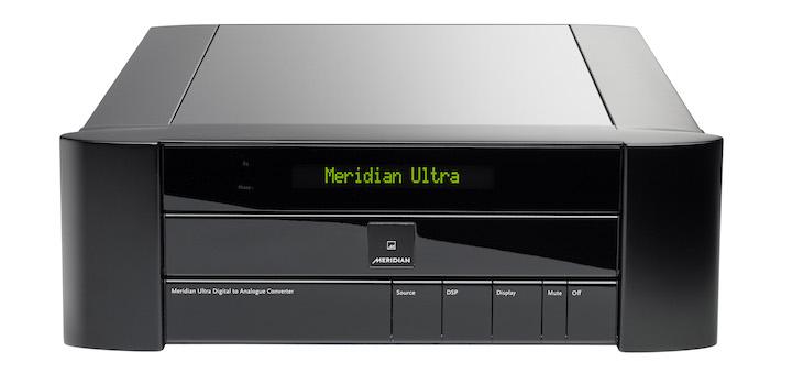 Kann viel, kostet entsprechend: der neue Meridian Ultra DAC