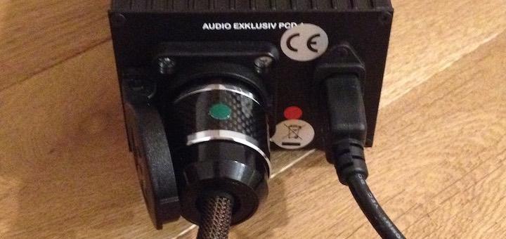 Der Audio Exklusiv Powerconditioner PCD 1 und das dazugehörige Kabel Audio Exklusiv Powercord liefern überraschende Klänge