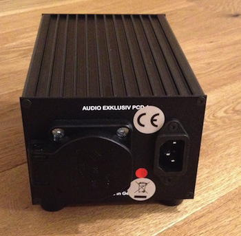 audio exklusiv powerfilter pcd 1 - back