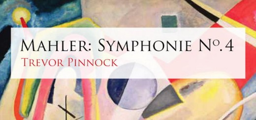 trevor pinnock mahler symphony no 4 linn records