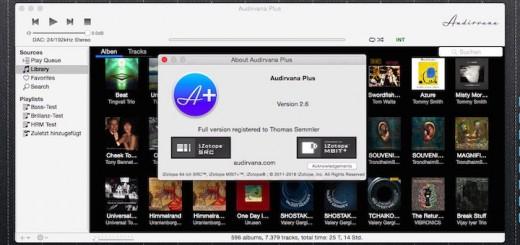 Audirvana Plus hat ein Major Update bekommen, das die Performance merklich verbessert
