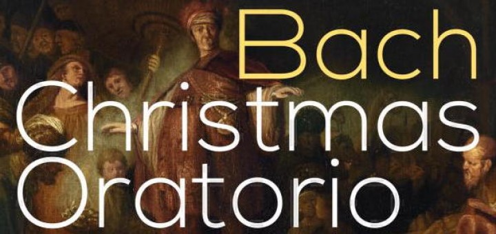 dunedin consort - bach christmas oratorio / weihnachtsoratorium