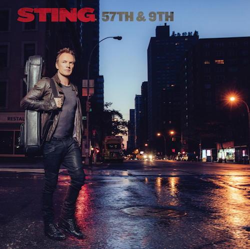 Das jüngste Sting-Album 57TH & 9TH mischt Einflüsse von The Police und Sting Solo mal mit Folk, mal mit Songwriter-Elementen