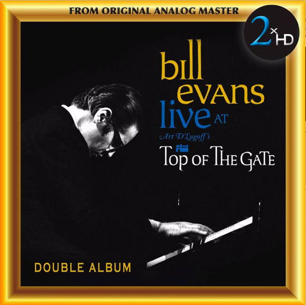 Bill Evans – Live At Art d'Lugoff's Top of the Gate (Remastered)
