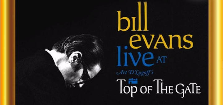 cover bill evans live top of the gate