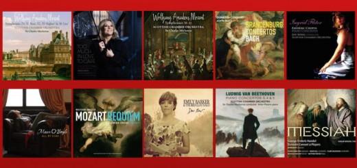 Linn Records feiert 10 Jahre Studio Master Alben mit den Top-10 des Hauses – jeweils um 10 Prozent rabattiert