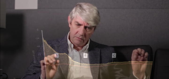 Das A-B-C des guten Klangs: Bob Stuart von Meridian erläutert,wie MQA funktioniert – und welche Bereiche eines Musikfiles welchen Zweck haben