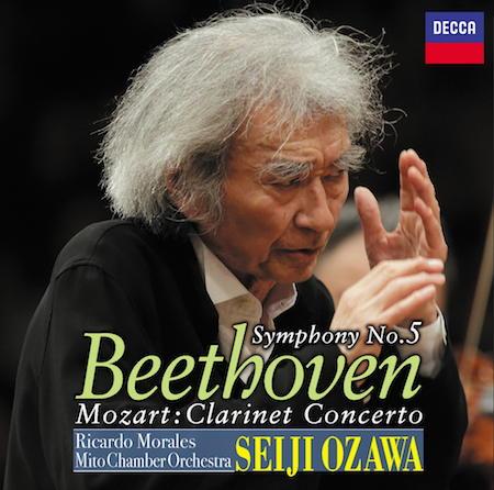 Feinfühlig intoniert: Beethovens 5. Symphonie und Mozarts Klarinetten Konzert unter dem Dirigat von Seiji Ozawa