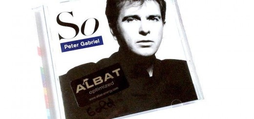 peter gabriel cd so mit albat technologie veredelt