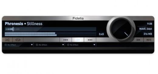 Fidelia 1.6 kommt im Gewand eines High-End Geräts – hält der Player die optischen Vorschuss-Lorbeeren?