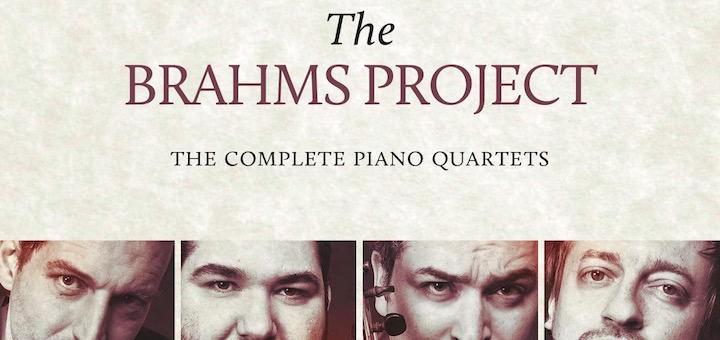 Das spanische Quartett The Brahms Project legt mit The Complete Piano Quartets eine beeindruckende Interpretation der anspruchsvollen Romantik-Komposition vor