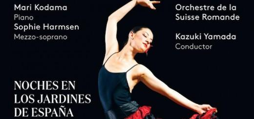 Mit zwei Orchesterwerken des Spaniers De Falla liefert das L'Orchestre de la Suisse Romande unter Kazuki Yamada eine weitere sehr hörenswerte Aufnahme ab
