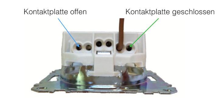 Kontaktplatten statt Schraubenkopf: GigaWatt arretiert die Stromkabel sicher und solide