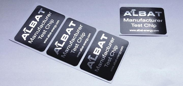 Die Albat Manufacturer Test Chips kommen im Fünfer-Pack und sollen für packende Klangverbesserung sorgen