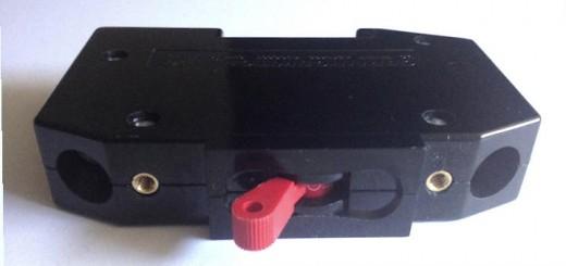 Großer Schalter: So sieht er aus, der GigaWatt Sicherungs-Automat G-C20A