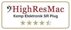 HighResMac – Test Result Kemp Elektronik SR Plug