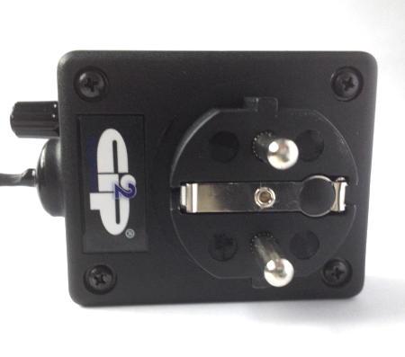 Solides Gehäuse mit Schuko-Stecker: Kemp Elektronik legt Wert auf Haltbarkeit und Sicherheit – und mit ci2p noch auf anderes mehr