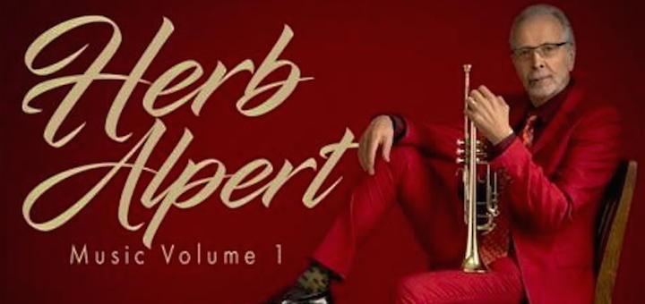 Herb Alpert - Music Volume I - ist ein munteres Album, das viel Bekanntes neu einkleidet