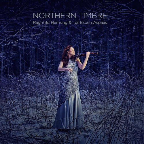 Mit Northern Timbre präsentieren Ragnhild Hemsing und Tor Espen Aspaas drei Kompositionen nordischer Klangmeister in bestrickender Güte