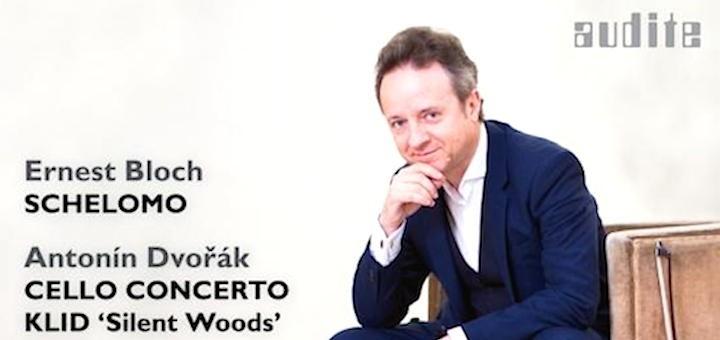 Mark Coppey nimmt sich gemeinsam mit dem Deutschen Symphonie Orchester sehr einfühlsam den Werken von Dvořák und Bloch an