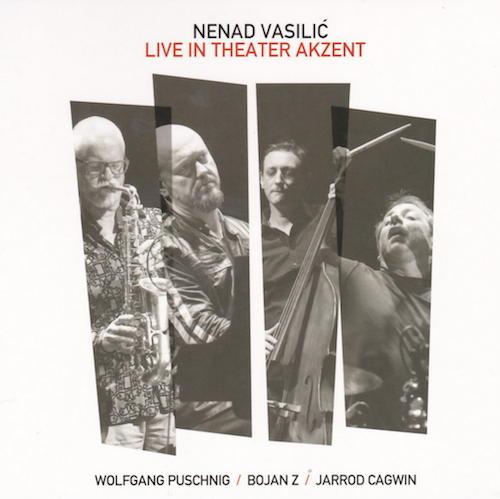 Gelassen: Das Quartett um Bassis Nenead Vasilić bringt aus dem Theater Akzent eine sehr melodische Jazz-Einspielung mit