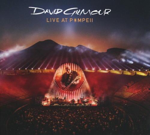 Atmosphärisch vor historischer Kulisse: David Gilmour - Live At Pompeii