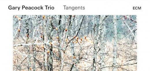 gary peacock trio - tangents - cover ausschnitt