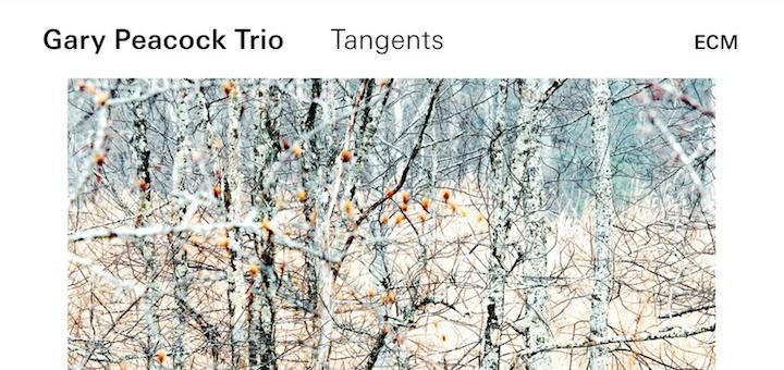 gary peacock trio - tangents - cover ausschnitt